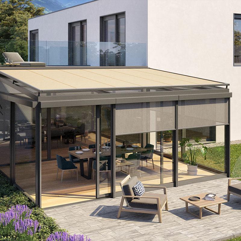 Terrasse-Sonnenschutz
